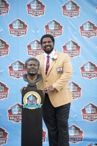 (Photo courtesy Pro Football HOF)